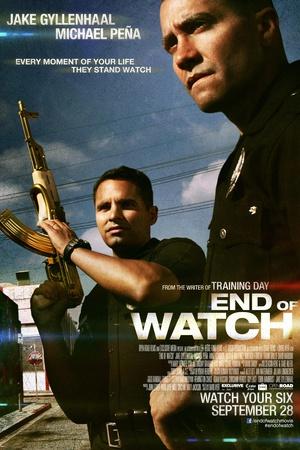 警戒结束 End of Watch