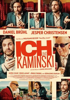 我与卡明斯基 Ich und Kaminski
