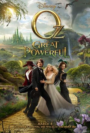 魔境仙踪 Oz: The Great and Powerful
