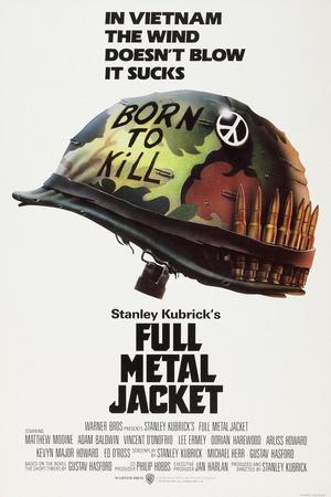 全金属外壳 Full Metal Jacket