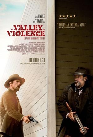 暴力山谷 In a Valley of Violence