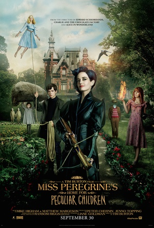 佩小姐的奇幻城堡 Miss Peregrine's Home for Peculiar Children