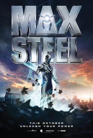 钢铁骑士 Max Steel