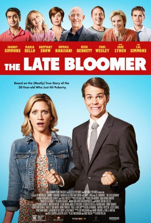 晚熟男人 Late Bloomer