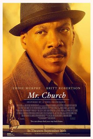 丘奇先生 Mr. Church