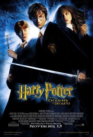 哈利·波特與密室 Harry Potter and the Chamber of Secrets