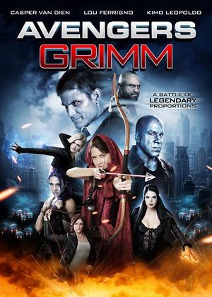 复仇者格林 avengers grimm