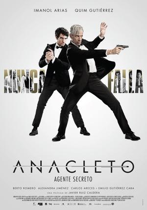 阿纳克莱托:特务密探 Anacleto: Agente secreto