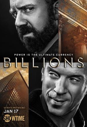 亿万 第一季 Billions Season 1