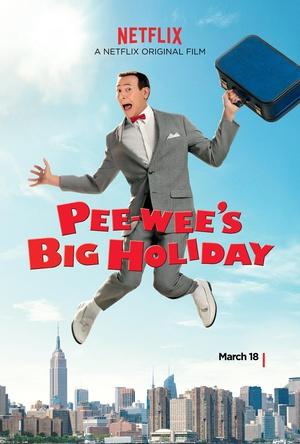 皮威的长假 Pee-wee's Big Holiday