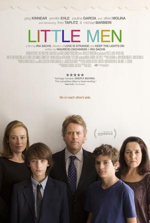 小小人 Little Men