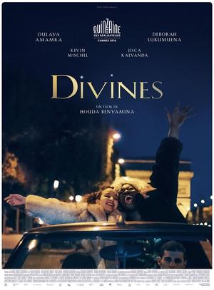 女神们 Divines