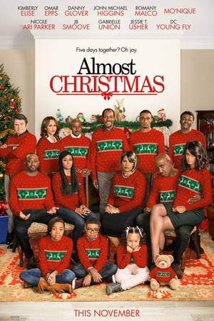 迈耶斯家的圣诞节 Almost Christmas