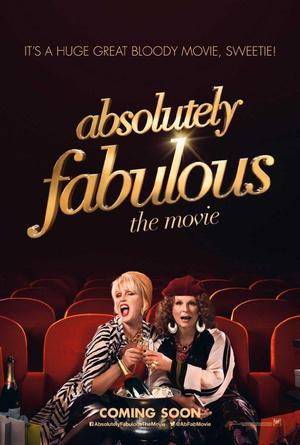 荒唐阿姨大电影 Absolutely Fabulous: The Movie