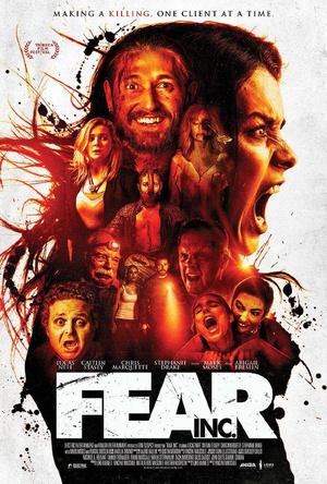 恐惧有限公司 Fear, Inc