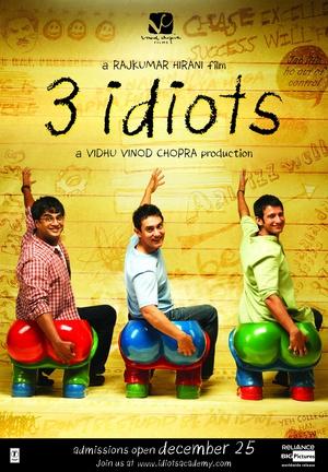 三傻大闹宝莱坞 3 Idiots