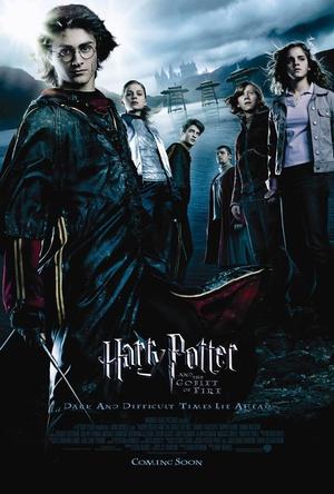 哈利·波特与火焰杯 Harry Potter and the Goblet of Fire