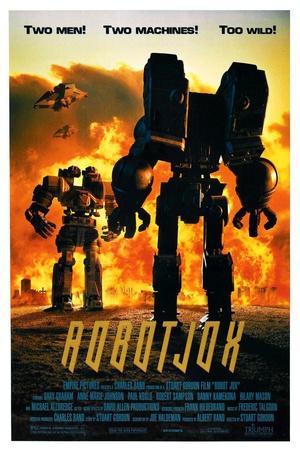 机械威龙 Robot Jox