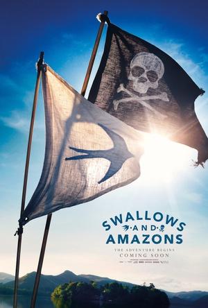 燕子号与亚马逊号 Swallows and Amazons