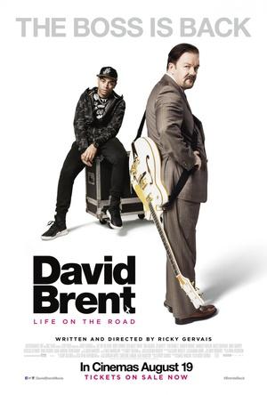 路上人生 David Brent: Life on the Road
