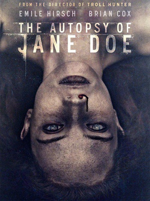 无名女尸 The Autopsy of Jane Doe