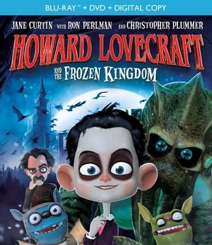 霍华德的冰森雪国 Howard Lovecraft & the Frozen Kingdom