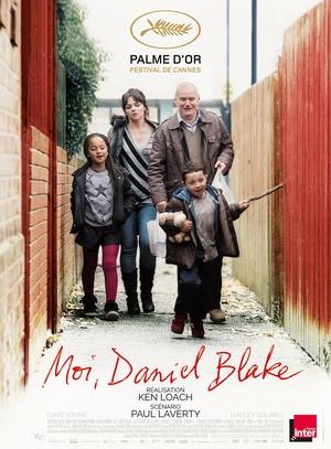 我是布莱克 I, Daniel Blake