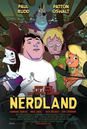 死宅之地 Nerdland