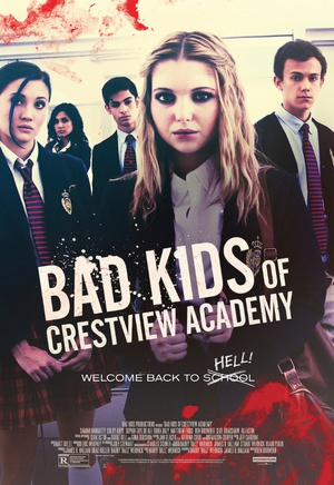 坏孩子下地狱2 Bad Kids of Crestview Academy