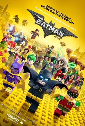 乐高蝙蝠侠大电影 The Lego Batman Movie