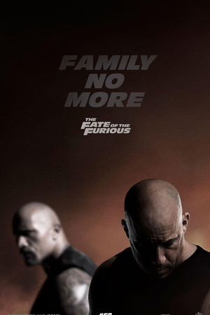 速度與激情8 The Fate of the Furious