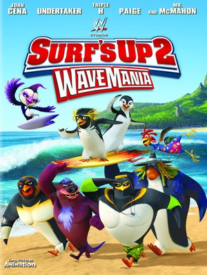 冲浪企鹅2 Surf's Up 2: WaveMania