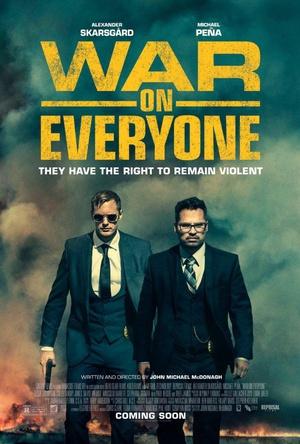 全民战争 War on Everyone