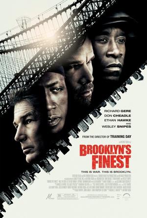 布鲁克林警察 Brooklyn's Finest