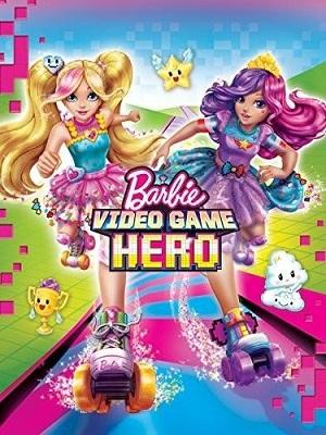 芭比娃娃游戏英雄 Barbie Video Game Hero