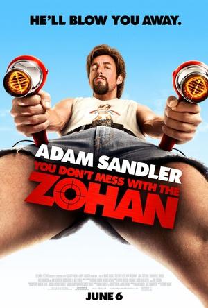 别惹佐汉 You Don't Mess with the Zohan
