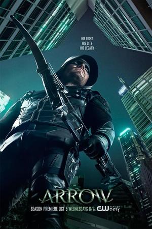 绿箭侠 第五季 Arrow Season 5