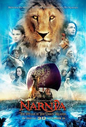 纳尼亚传奇3:黎明踏浪号 The Chronicles of Narnia: The Voyage of the Dawn Treader