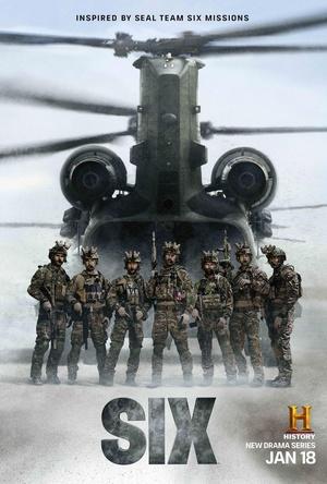 海豹六队 第一季 Six Season 1