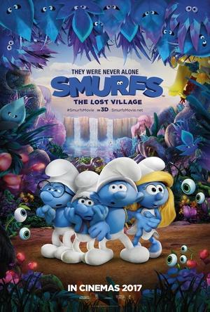 蓝精灵:寻找神秘村 Smurfs: The Lost Village