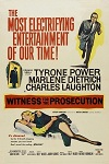 控方证人 Witness for the Prosecution