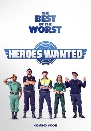 西班牙警察故事 Heroes Wanted