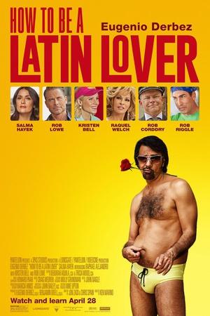 如何成为拉丁情人 How to Be a Latin Lover
