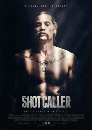 一锤定音 Shot Caller