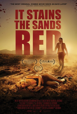 血染黄沙 It Stains the Sands Red