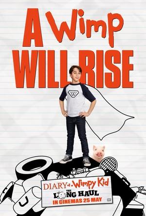 新小屁孩日记 Diary of a Wimpy Kid: The Long Haul