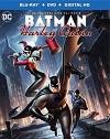 蝙蝠侠与哈莉·奎恩 Batman and Harley Quinn