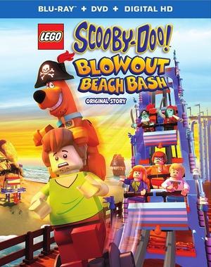 乐高史酷比:沙滩狂欢派对 Lego Scooby-Doo! Blowout Beach Bash