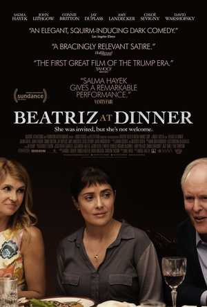 晚宴上的比特丽兹 Beatriz at Dinner