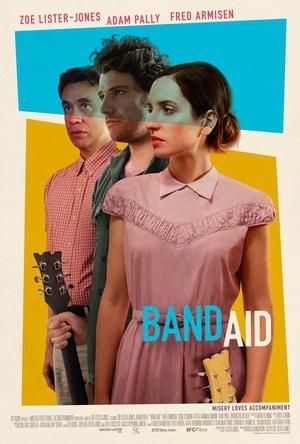 创可贴 Band Aid